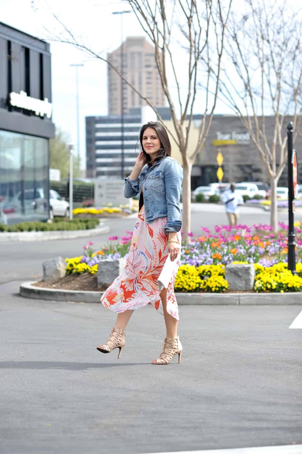 Banjanan Cochella Dress - printed floral dress for summer - My Style Vita - @mystylevita - 7
