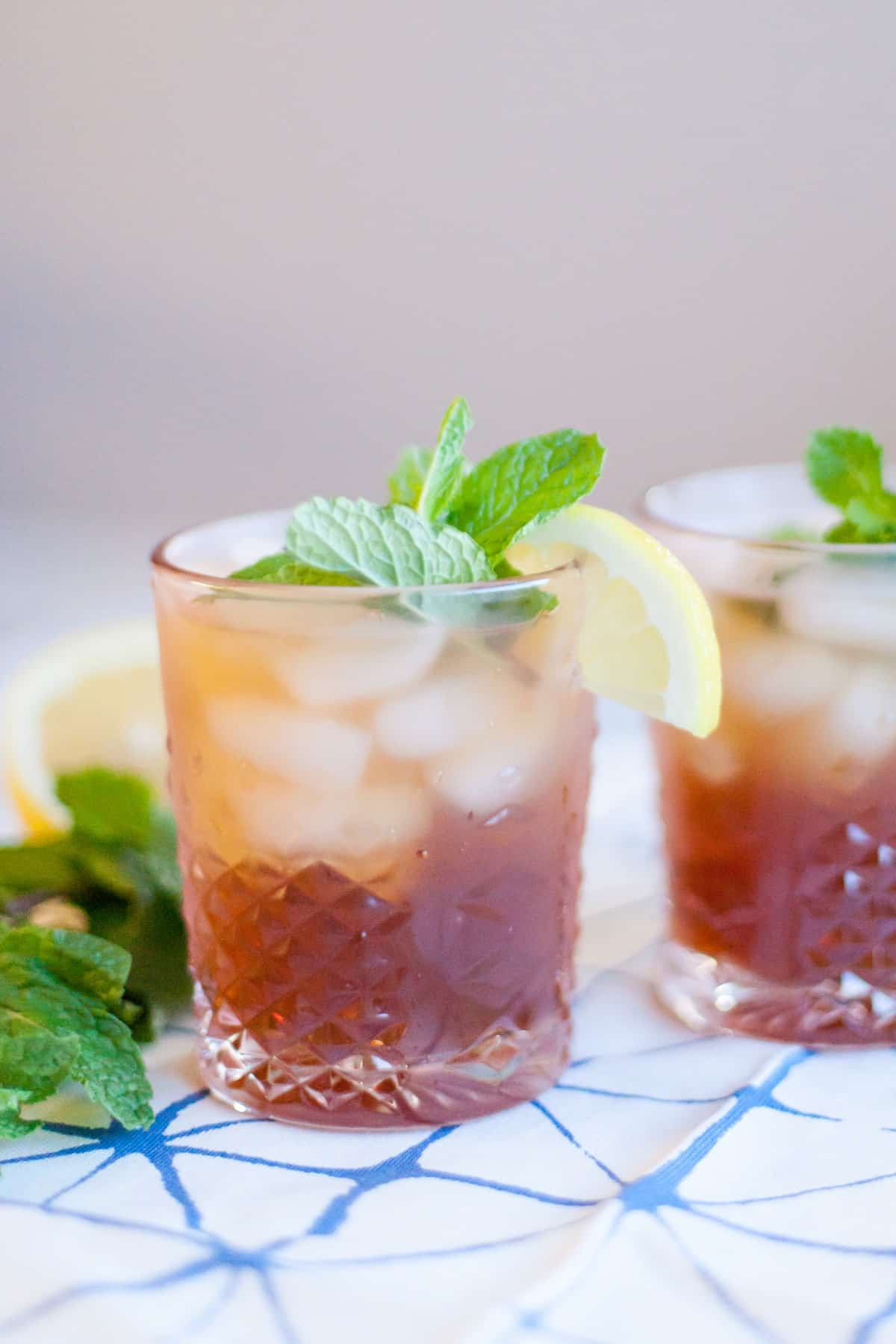 Pecan Spiked Iced Tea, summer cocktail ideas, - My Style Vita @mystylevita - 6