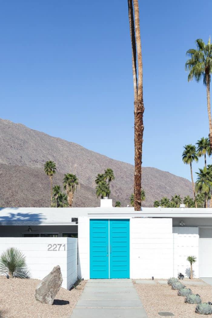 Those Palm Springs Doors My Style Vita