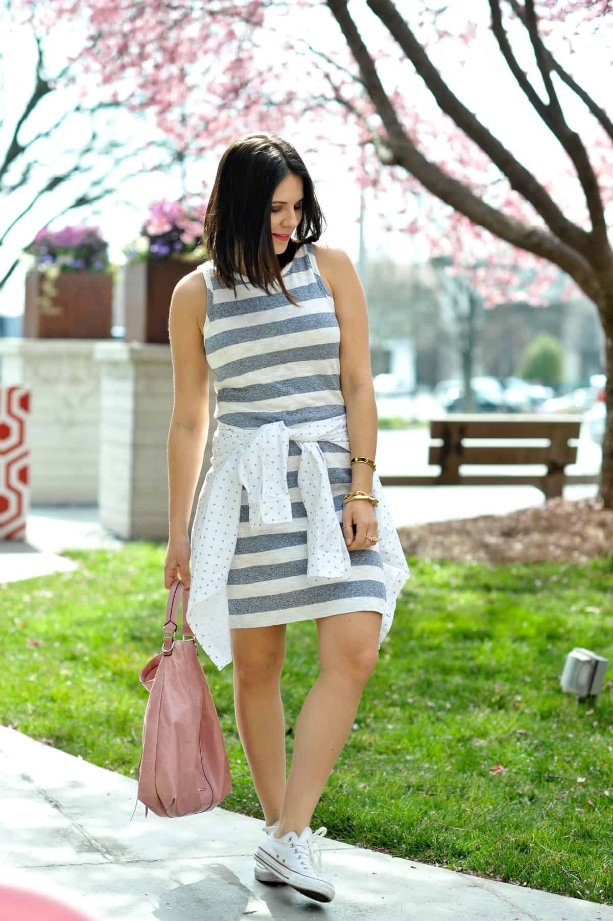 everyday casual cotton dress