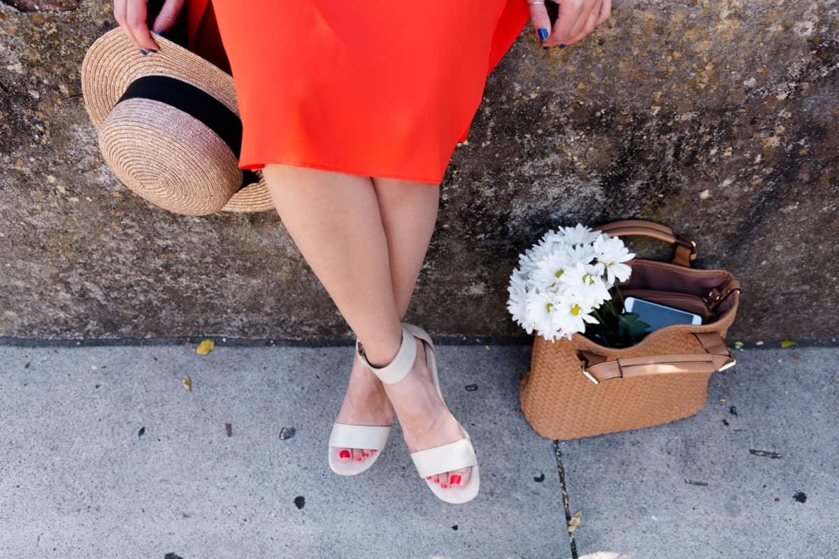 Aerosoles Yesterday Sandal - comfortable travel shoes - My Style Vita - @mystylevita - 60