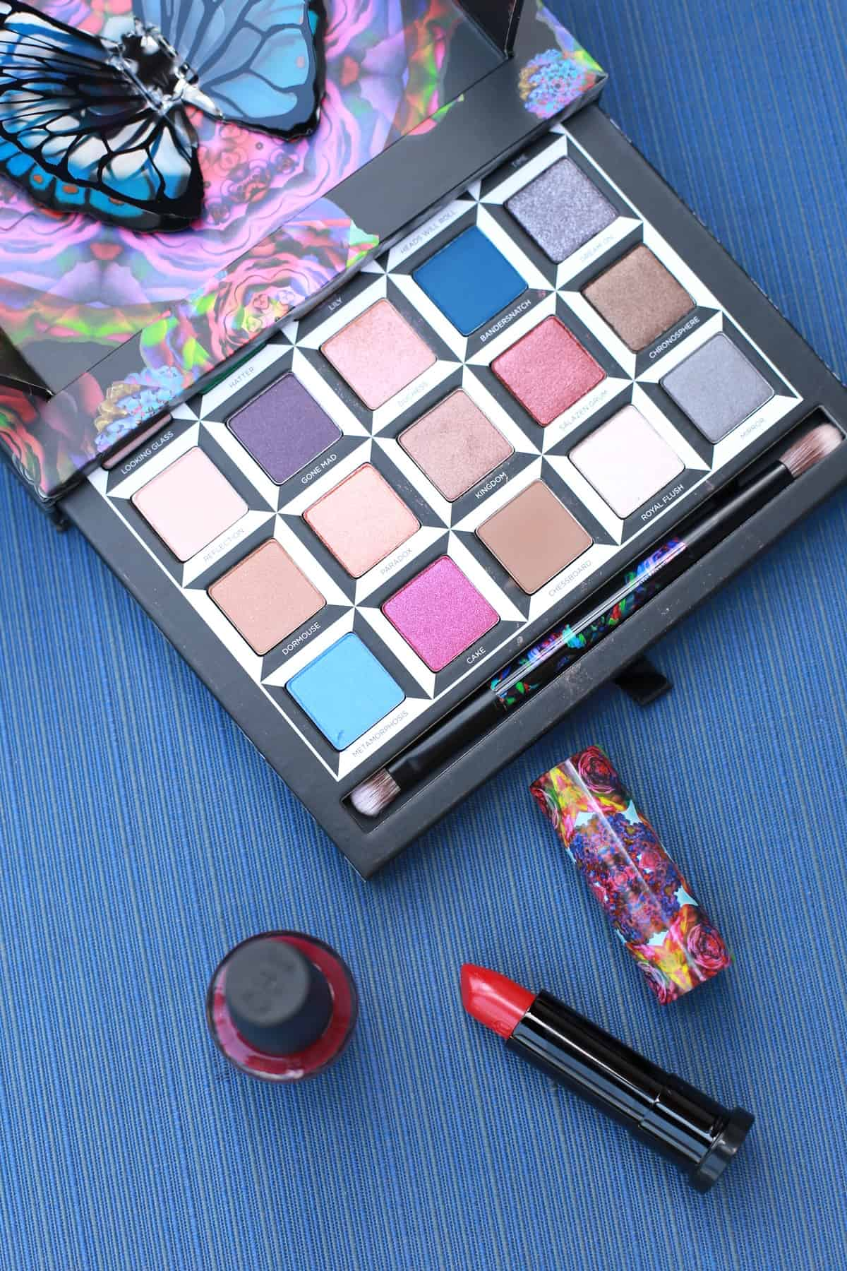 Alice Through The Looking Glass Makeup - @mystylevita My Style Vita