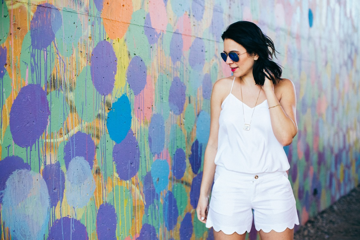 All white outfit for summer - My Style Vita - @mystylevita - 10