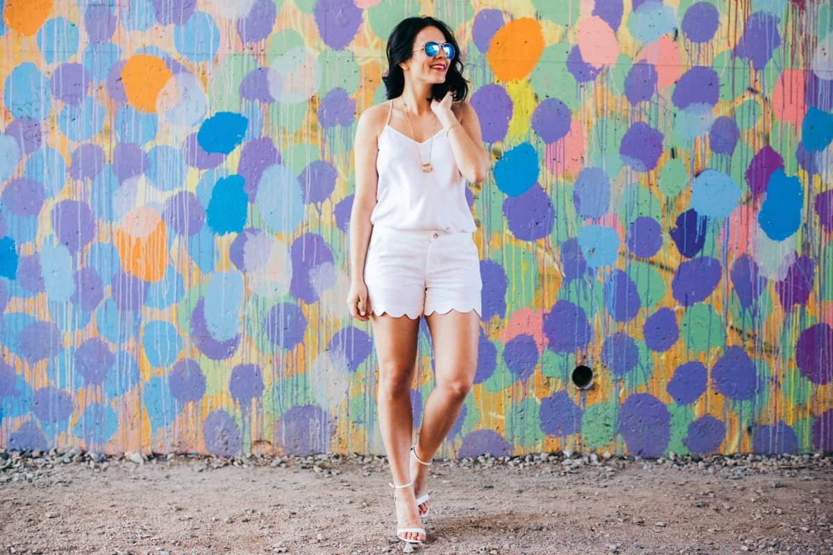 All white outfit for summer - My Style Vita - @mystylevita - 4