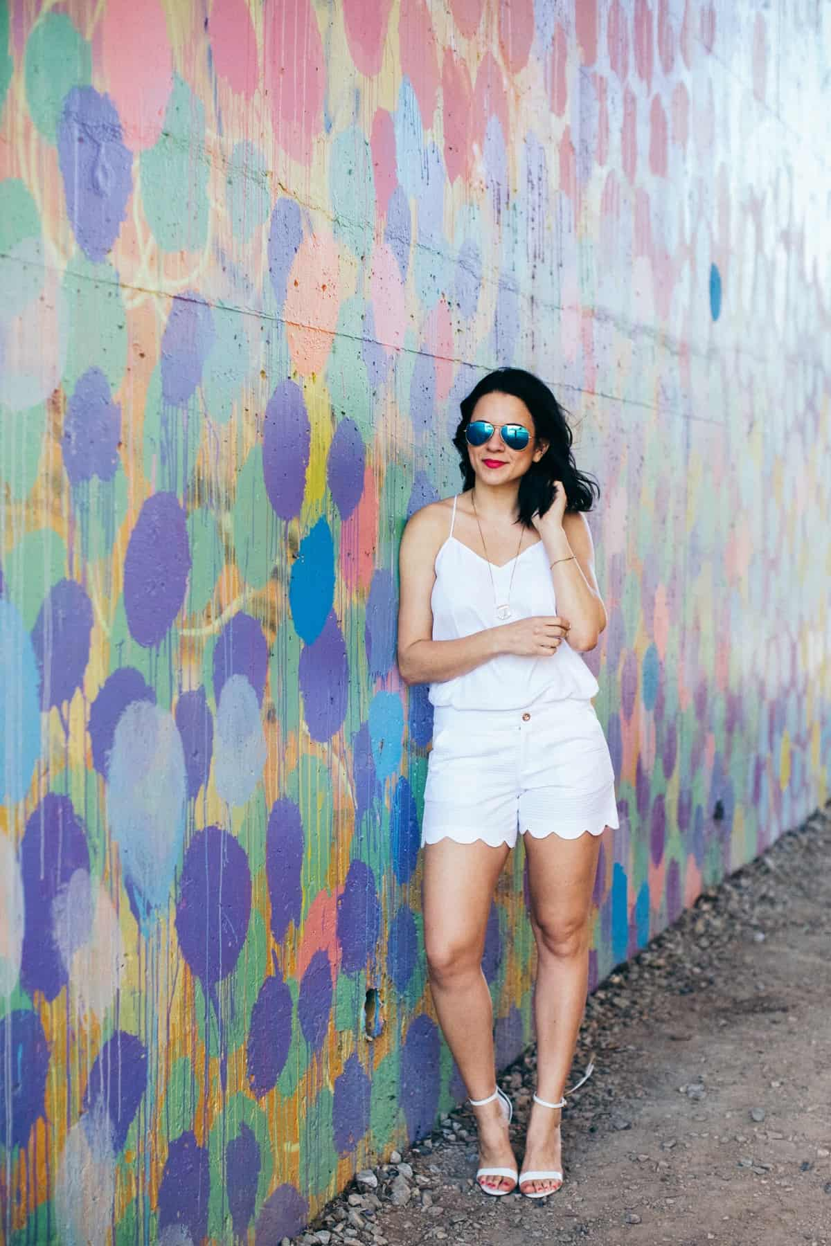 All white outfit for summer - My Style Vita - @mystylevita - 5