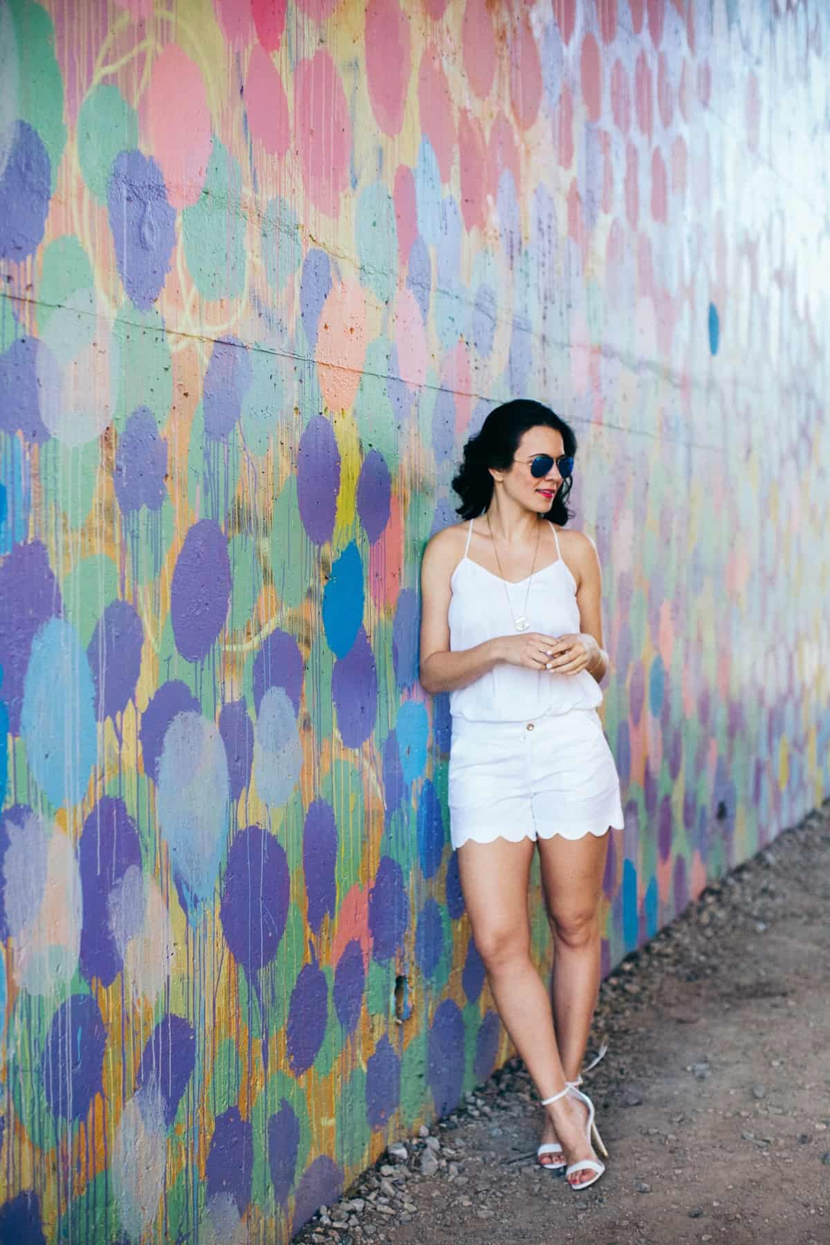 All white outfit for summer - My Style Vita - @mystylevita - 6