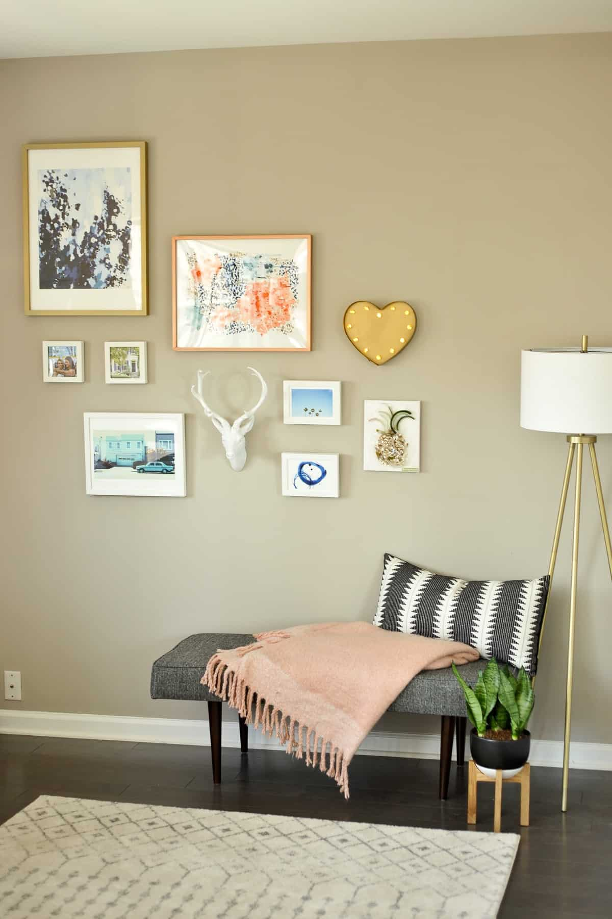 Gallery wall ideas - My Style Vita - @mystylevita - 1