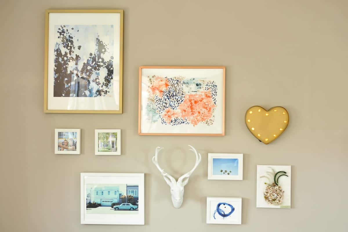 Gallery wall ideas - My Style Vita - @mystylevita - 3