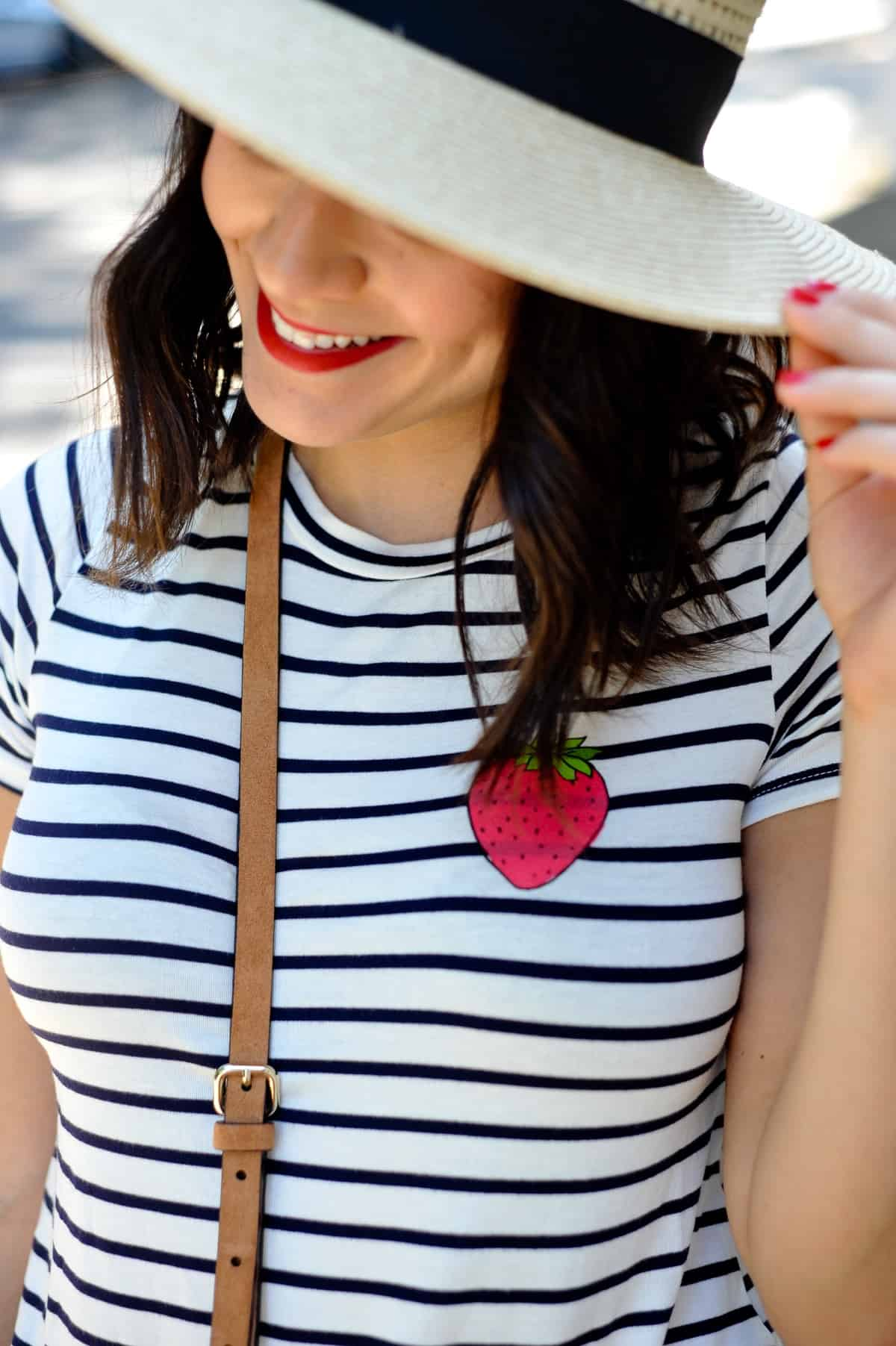 4th of july outfit ideas, striped tee outfits - @mystylevita - 28