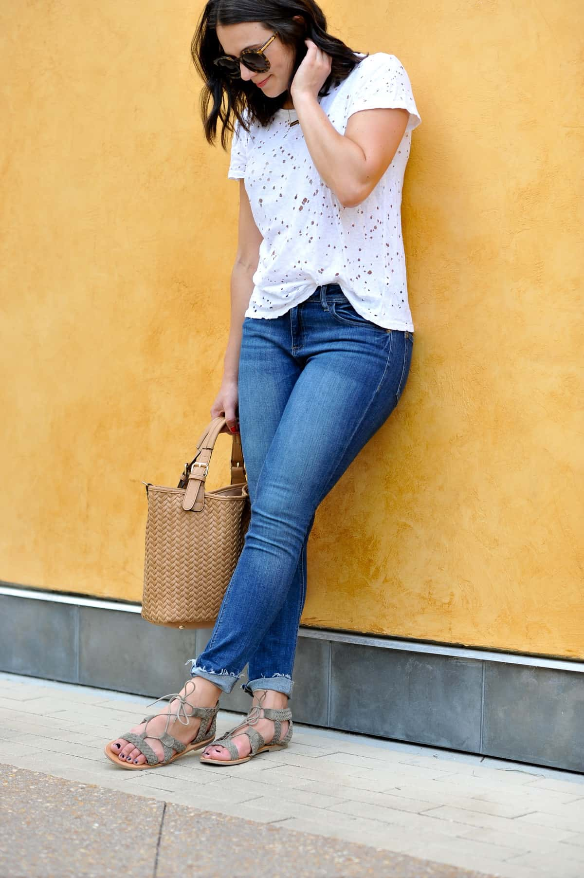Casual summer outfit ideas - My Style Vita @mystylevita - 17