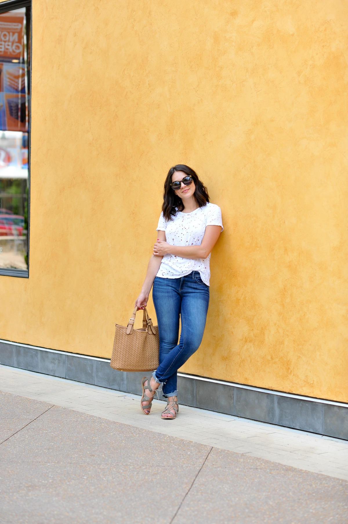 Casual summer outfit ideas - My Style Vita @mystylevita - 2