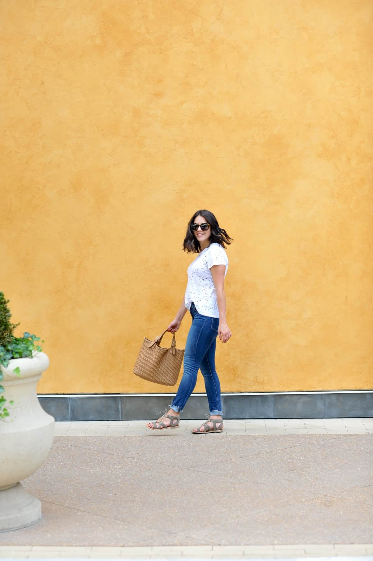 Casual summer outfit ideas - Gladiator sandals for summer - My Style Vita @mystylevita - 22
