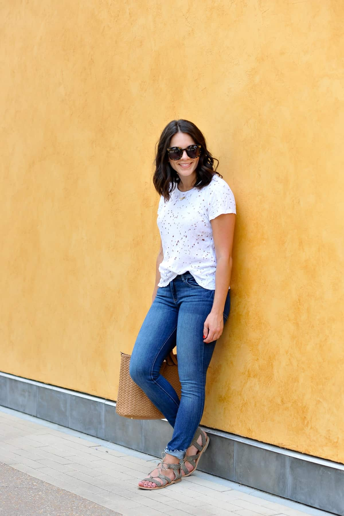 Casual summer outfit ideas - My Style Vita @mystylevita - 4