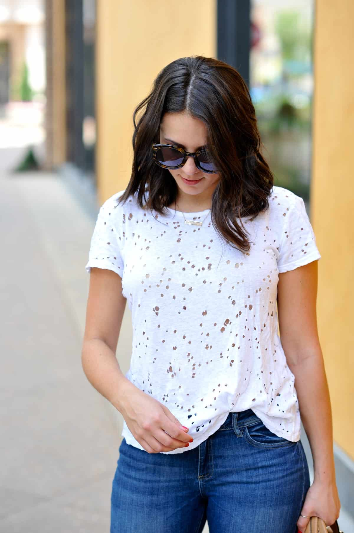 Casual summer outfit ideas - My Style Vita @mystylevita - 7