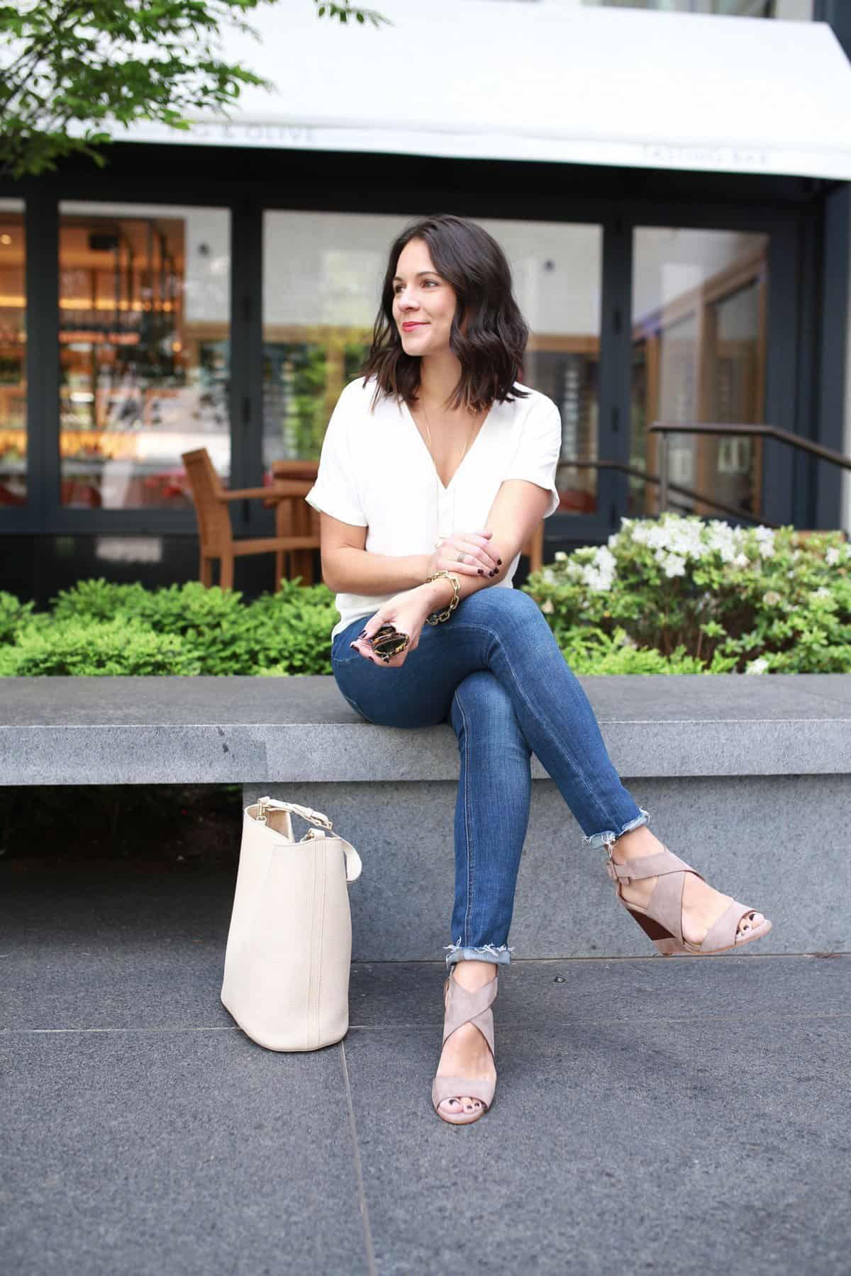 Cooper and Ella Blouse - Travel outfit ideas - My Style Vita @mystylevita (1 of 1)-4