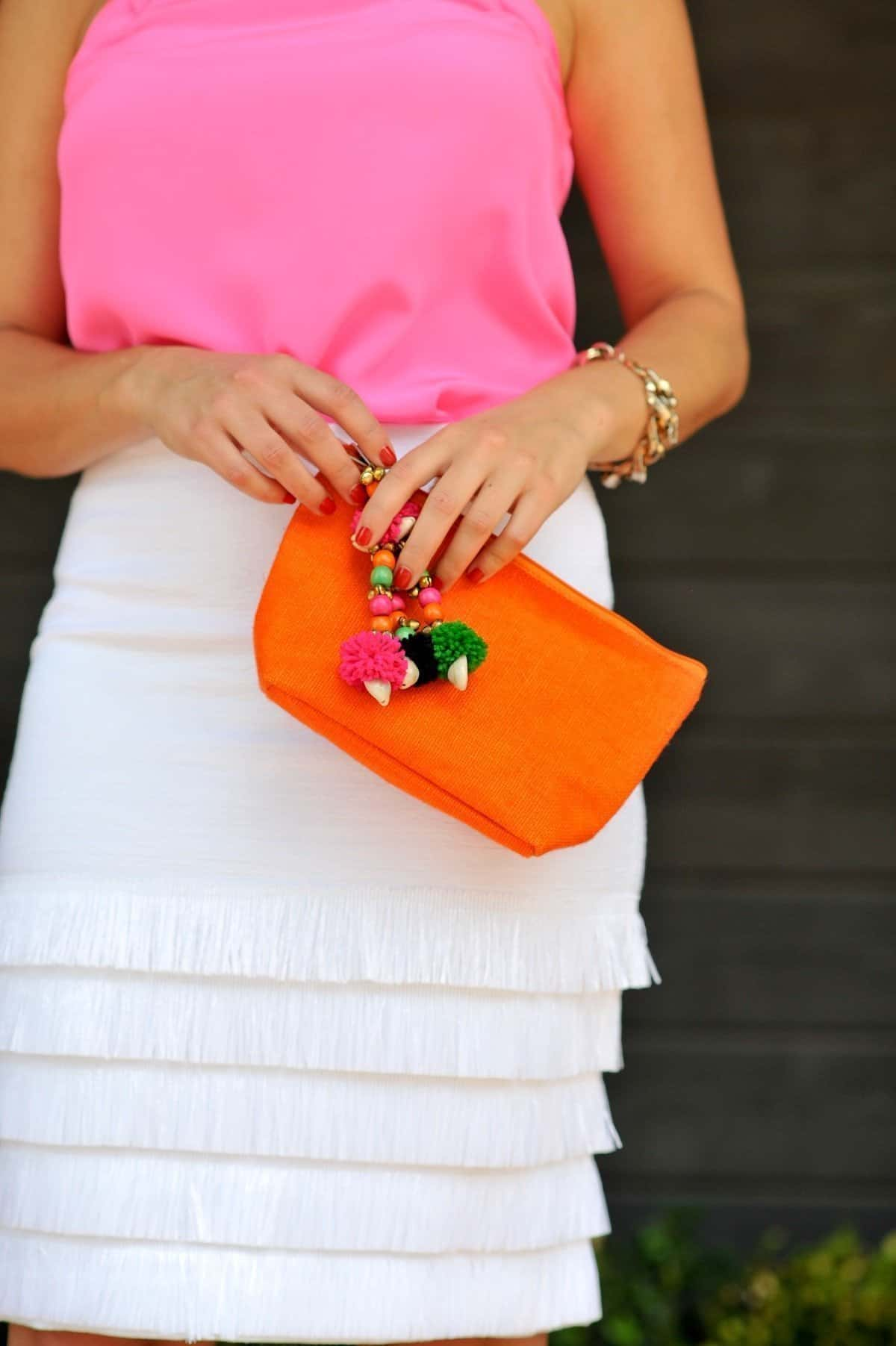 Tropical outfit ideas - Trina Turk Outfits - My Style Vita @mystylevita