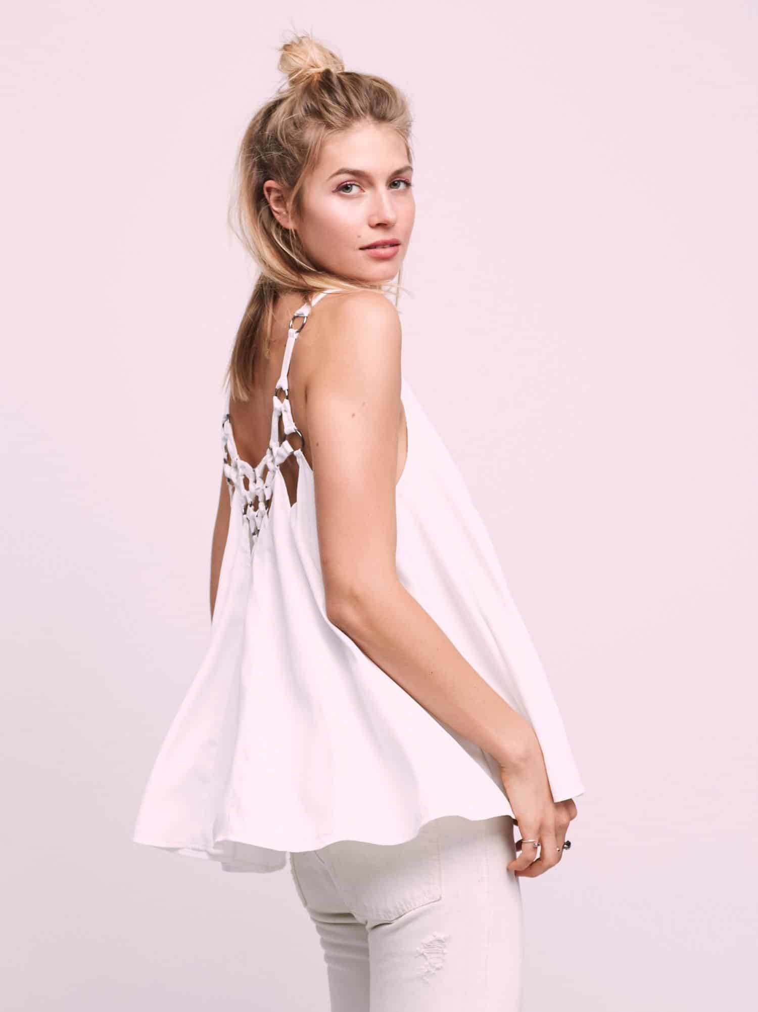 Free People Tank, the best items from Free People for summer - My Style Vita @mystylvita