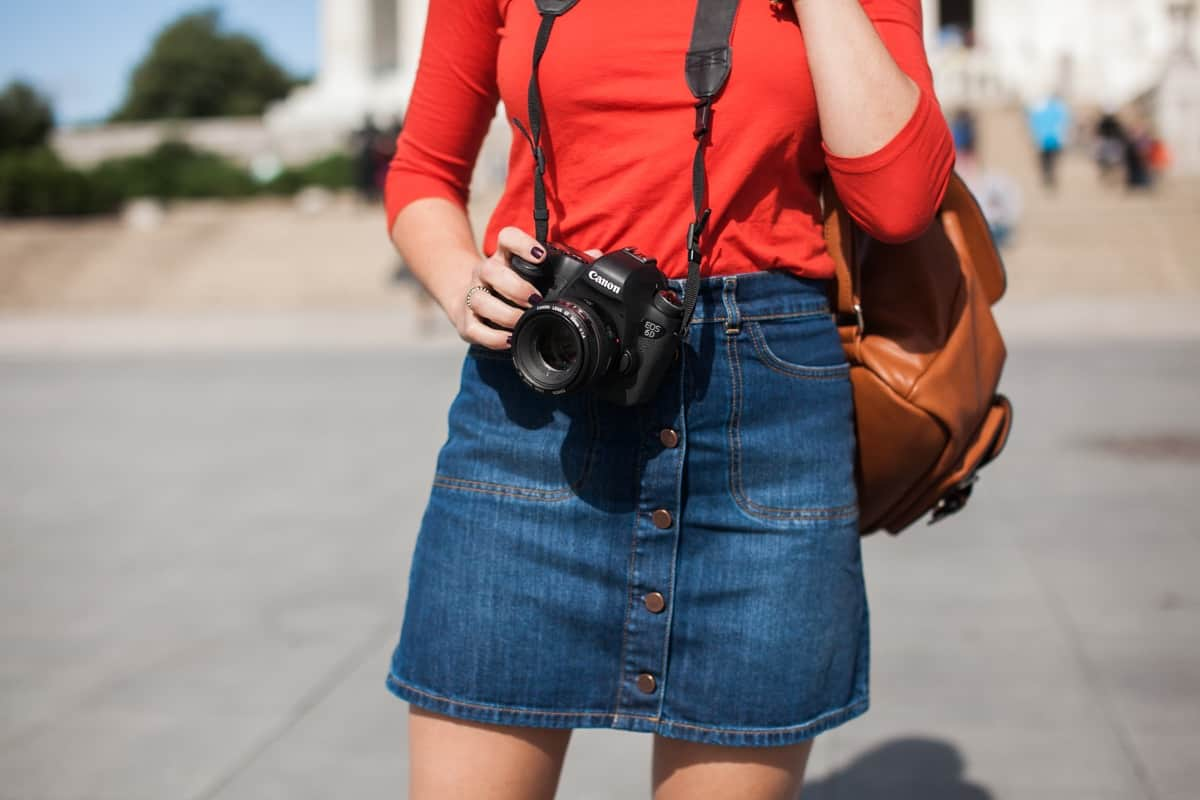 travel outfit ideas - how to travel while still looking cute - My Style Vita @mystylevita - 3