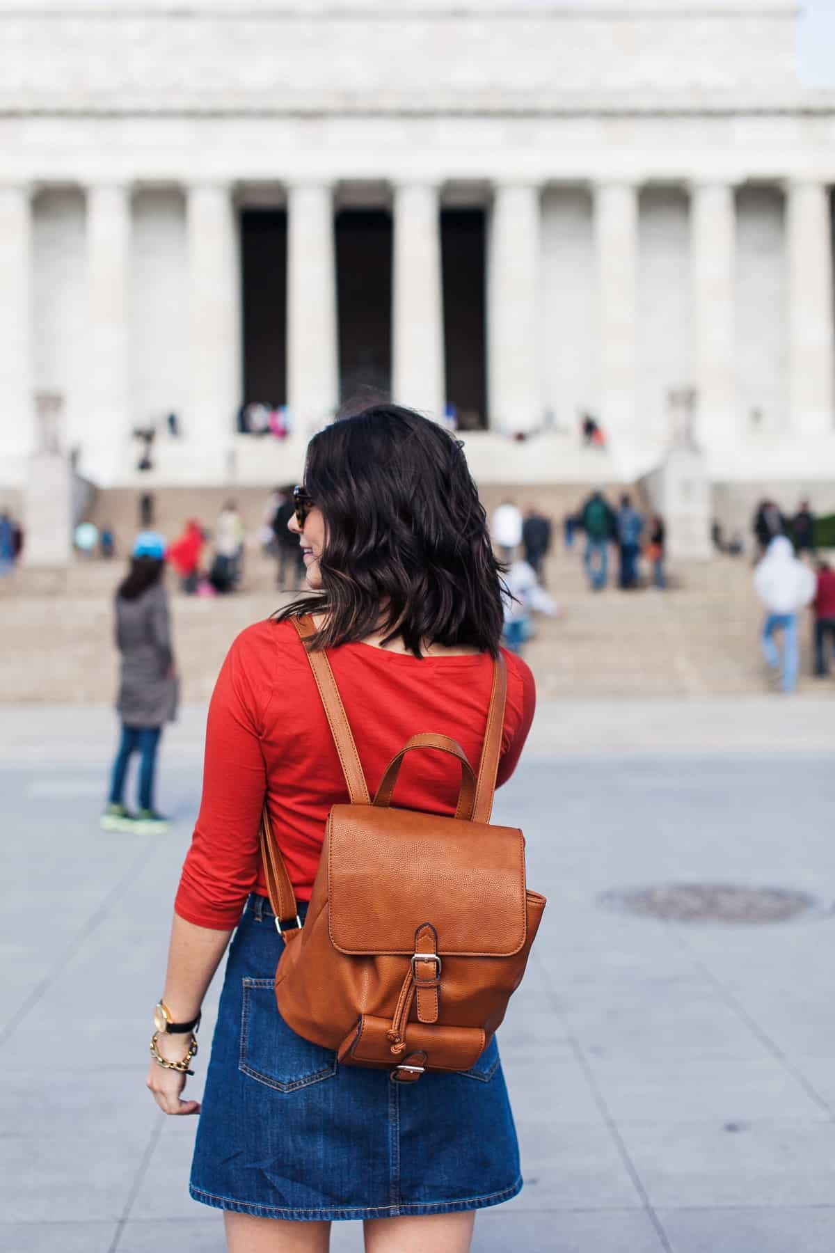 travel outfit ideas - how to travel while still looking cute - My Style Vita @mystylevita - 5