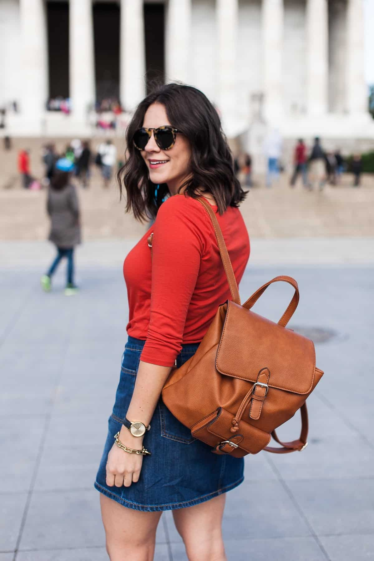 travel outfit ideas - how to travel while still looking cute - My Style Vita @mystylevita - 6