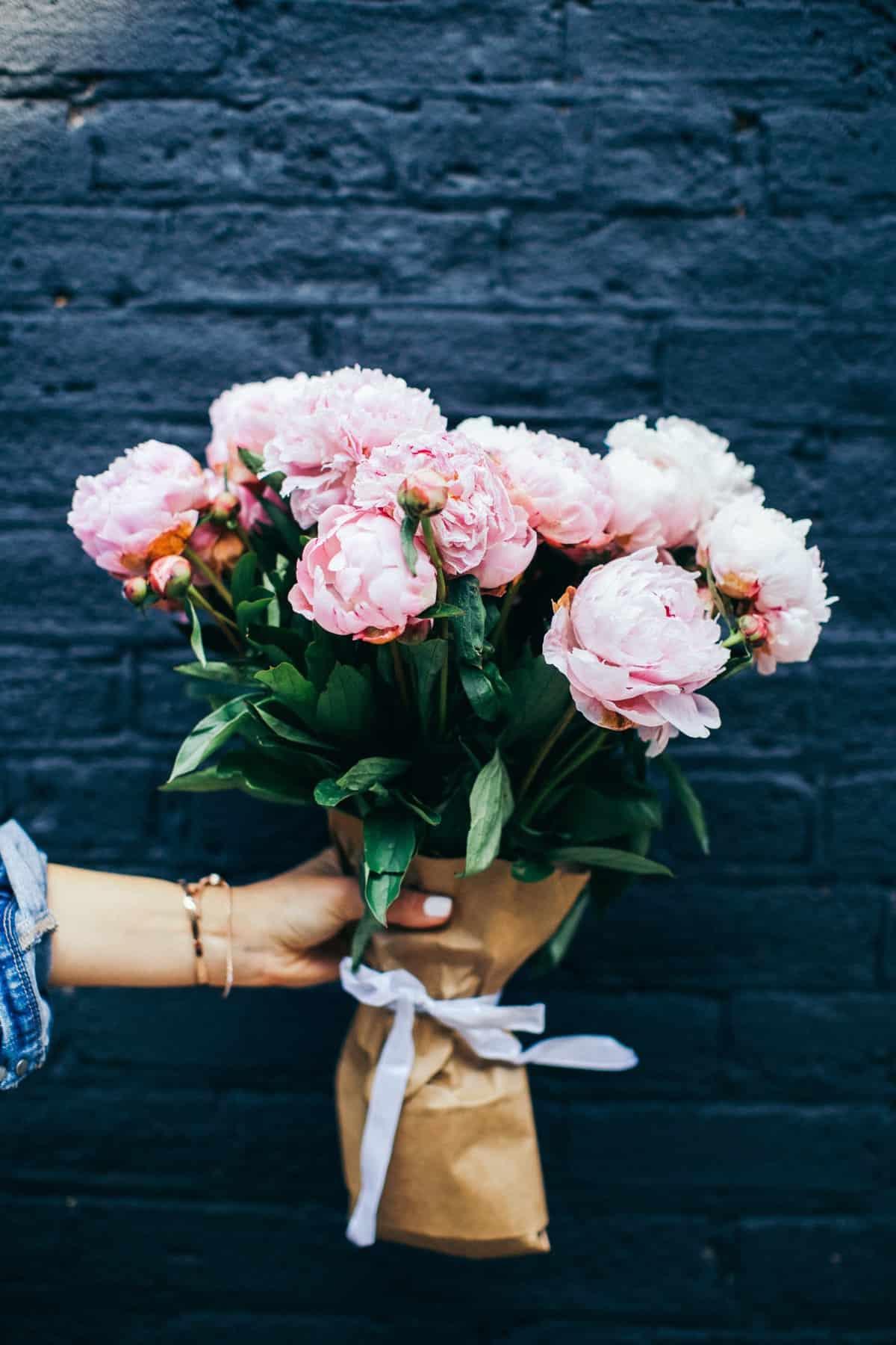 Pink Peonies, summer outfit ideas, white dress ideas - My Style Vita @mystylevita - 33