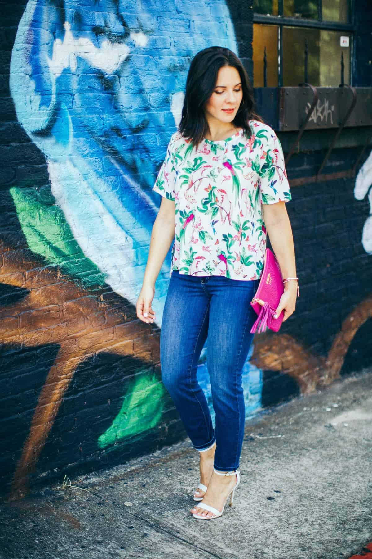 nydj cool embrace - summer date night outfit ideas - My Style Vita @mystylevita 15