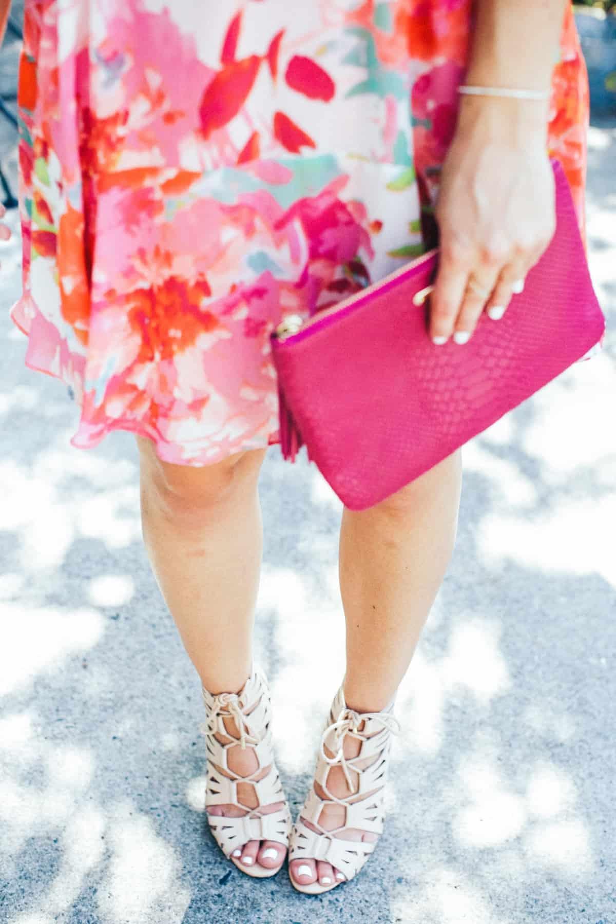 Eliza J floral printed summer dress - summer dress outfit ideas - My Style Vita @mystylevita - 47