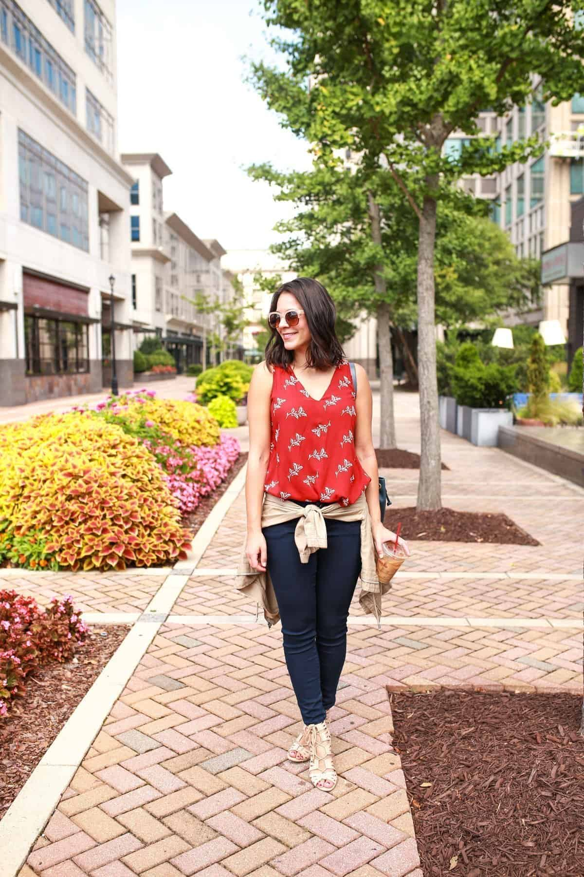 Old Navy outfit ideas - My Style Vita @mystylevita