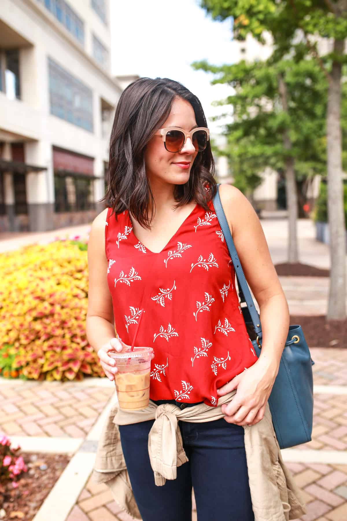 spring Old Navy outfit ideas - My Style Vita @mystylevita
