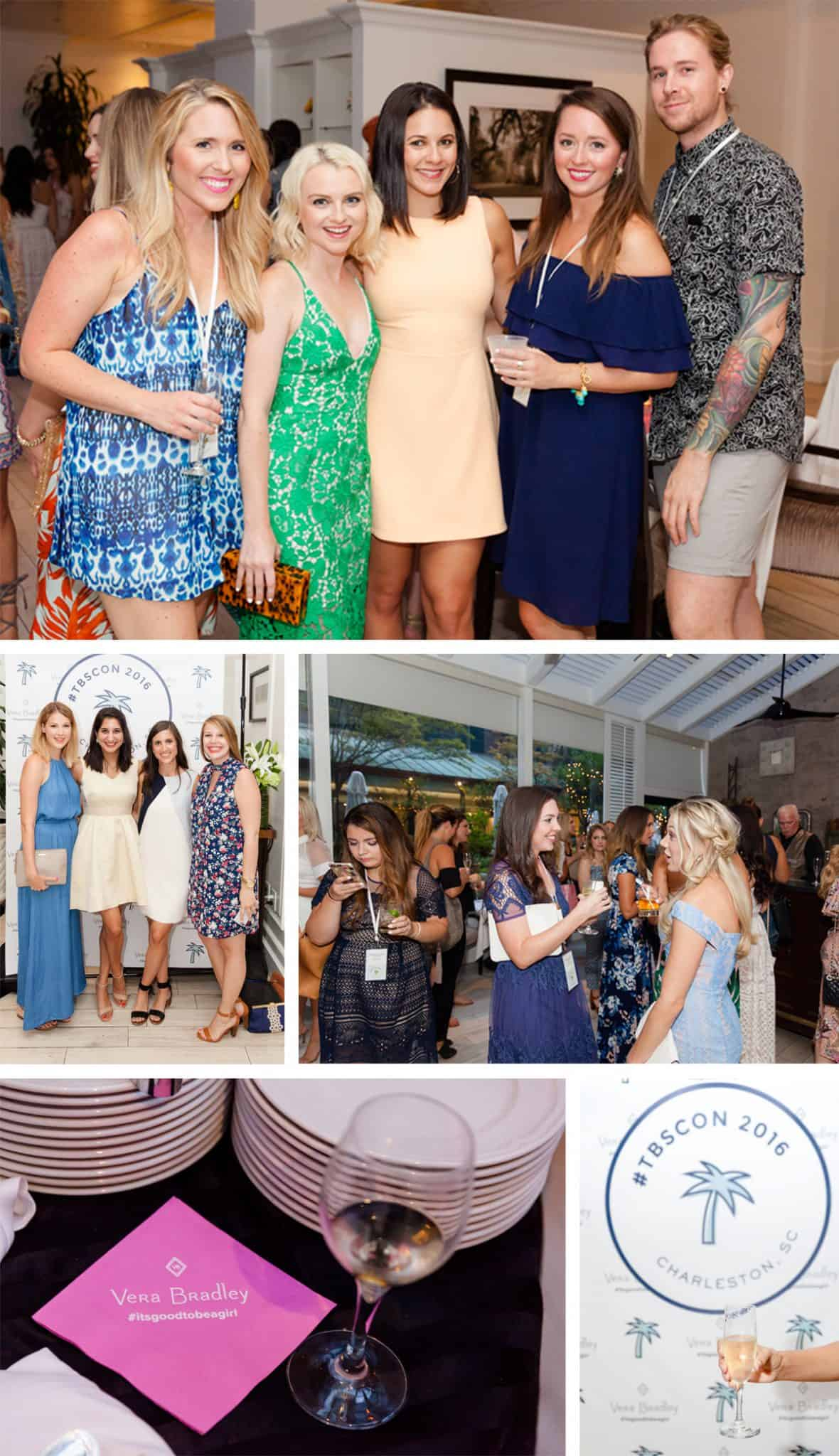 vera bradley welcome party The Blog Societies Conference best blogging conference to attend - My Style Vita @mystylevita