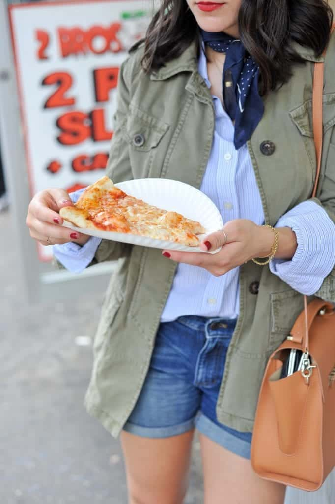where to get pizza in NYC   New York City Travel Guide