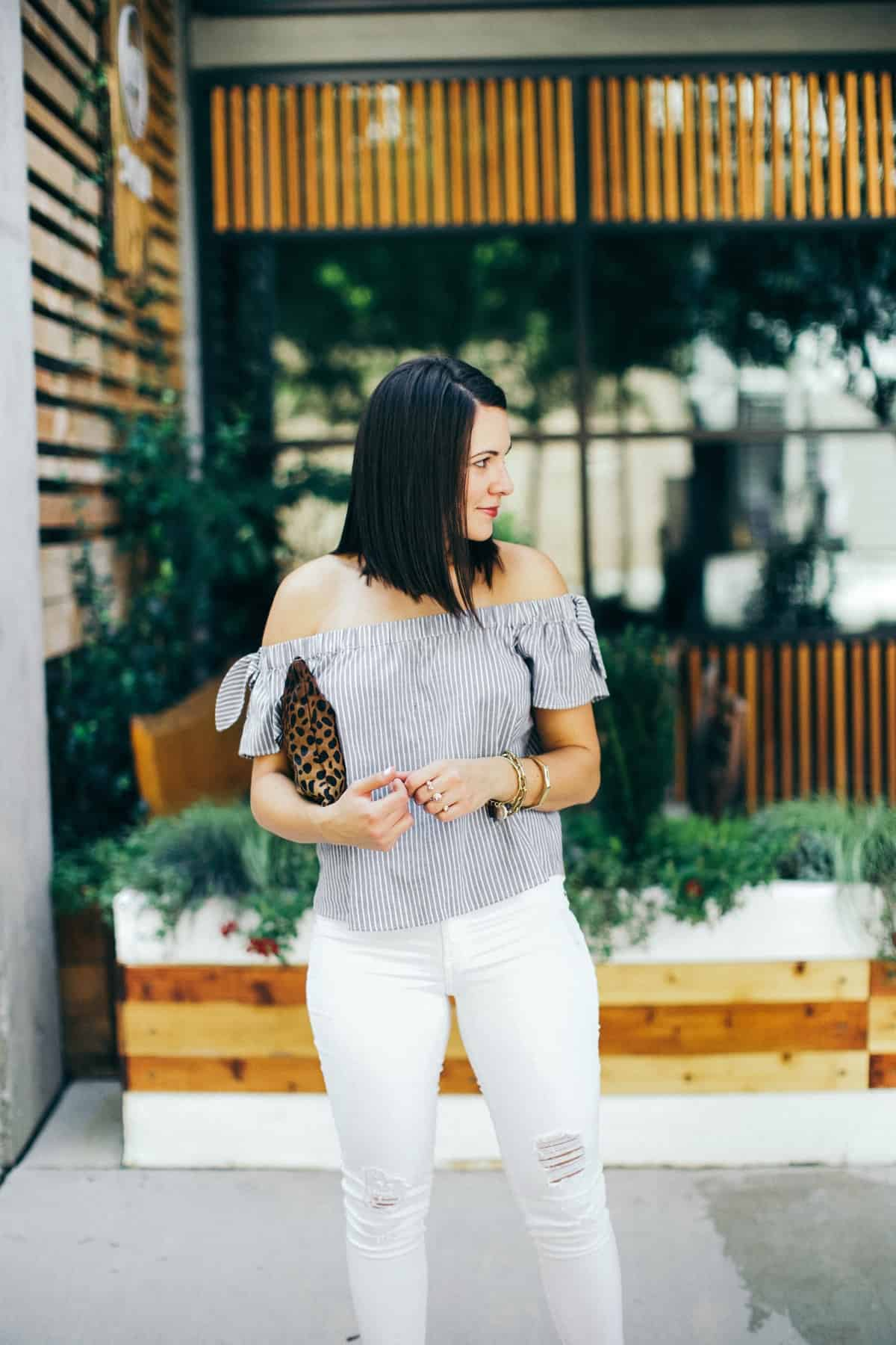 offoff the shoulder outfit ideas - My Style Vita @mystylevita the shoulder outfit ideas - My Style Vita @mystylevita - 10
