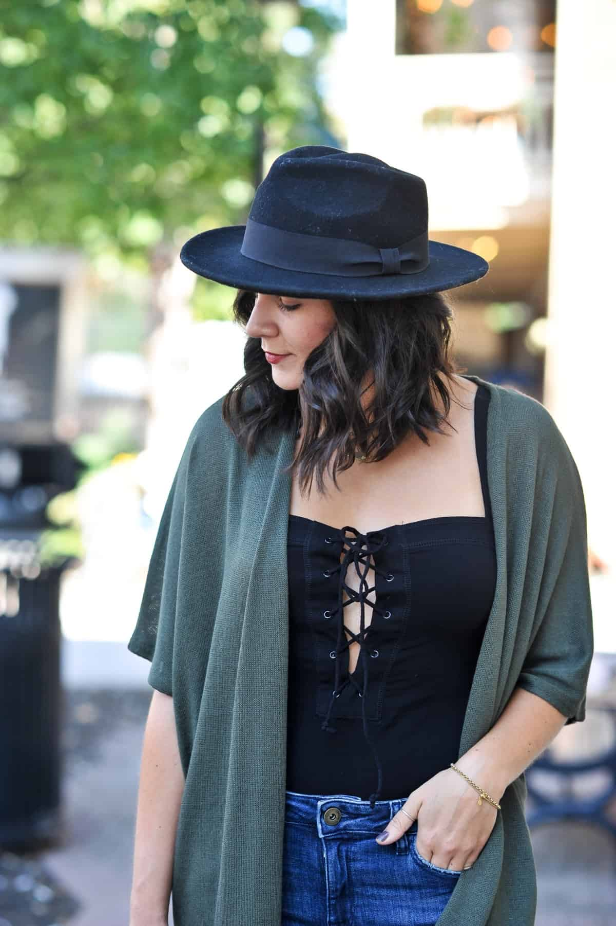 fall outfit ideas, oversized cardigan outfit - Style Vita @mystylevita