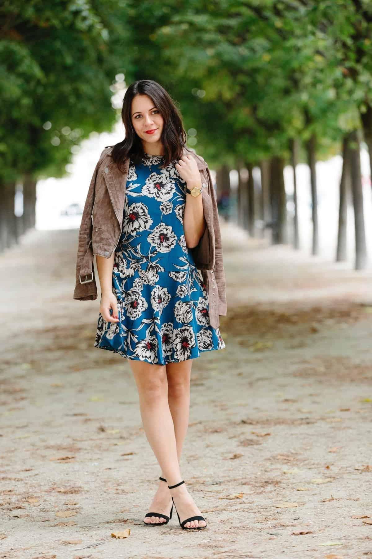 Cooper and Ella dress, paris date night looks, paris outfit ideas - My Style Vita @mystylevita