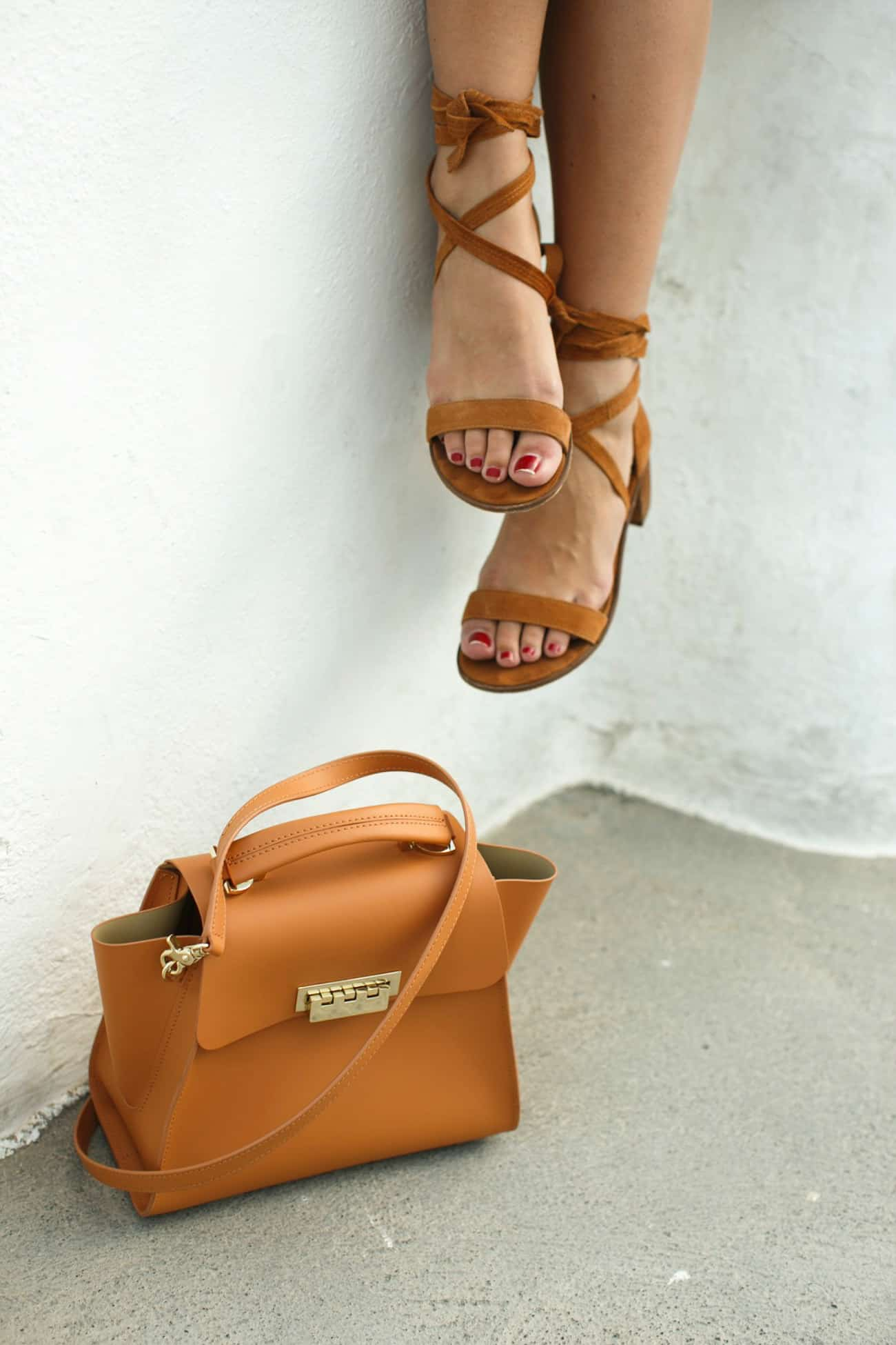 Steve Madden RAZZAA Sandals, Zac Posen Bag, Greece outfits, summer outfits - My Style Vita @mystylevita