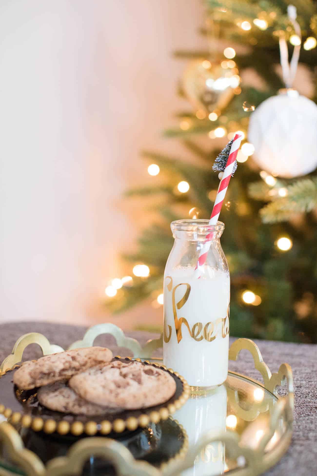 holiday decorating ideas, cookies for santa, christmas ideas - My Style Vita @mystyleivta