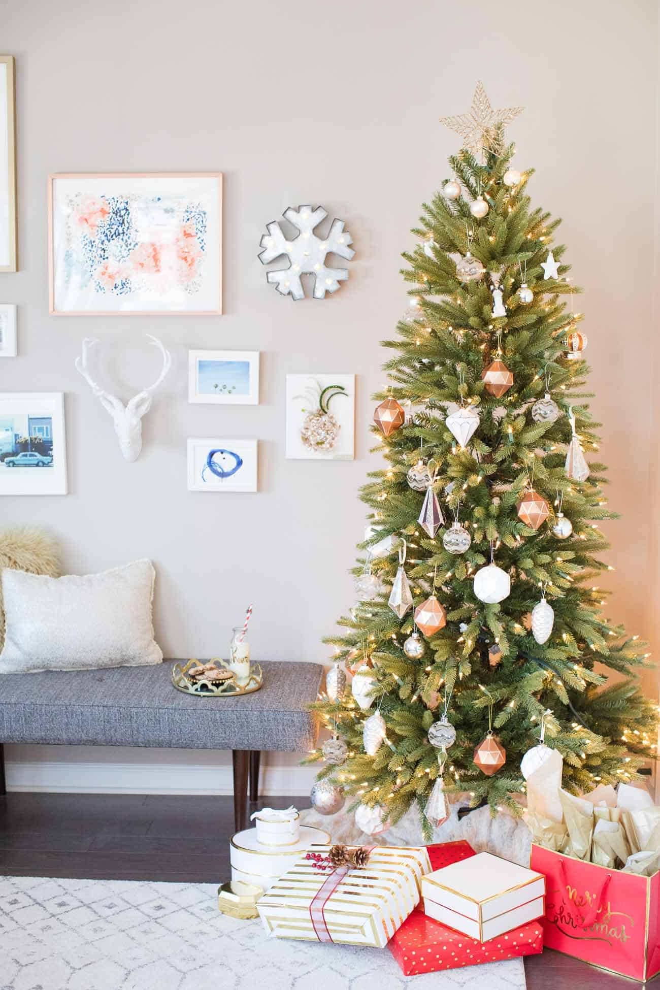 A Winter Wonderland - My Style Vita | Decorating for Christmas and ...