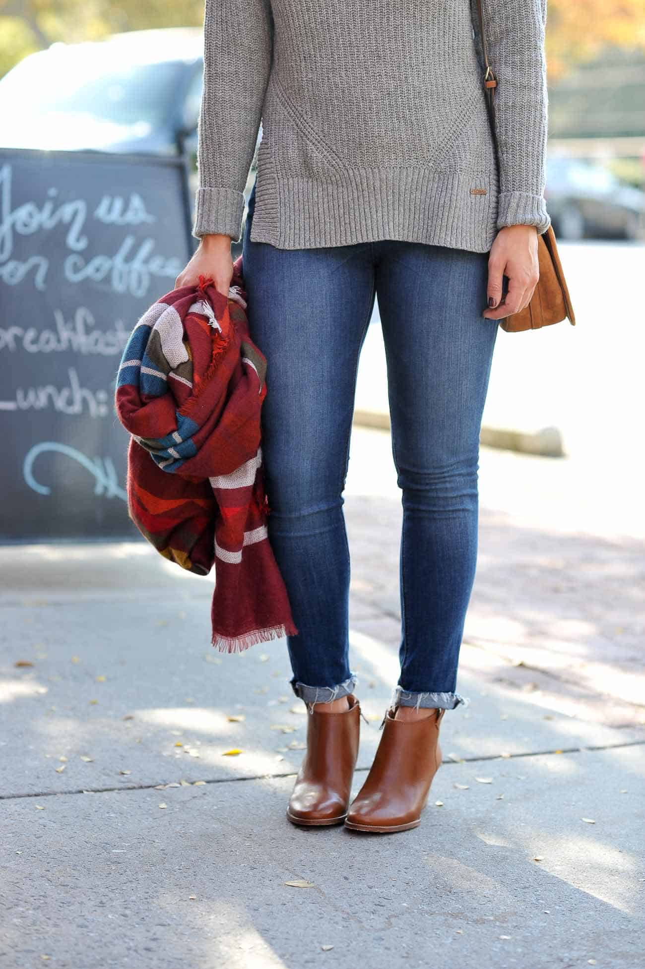 madewell-booties-fall-outfits-with-blanket-scarves-blanket-scarf-my-style-vita-mystylevita-7-of-7
