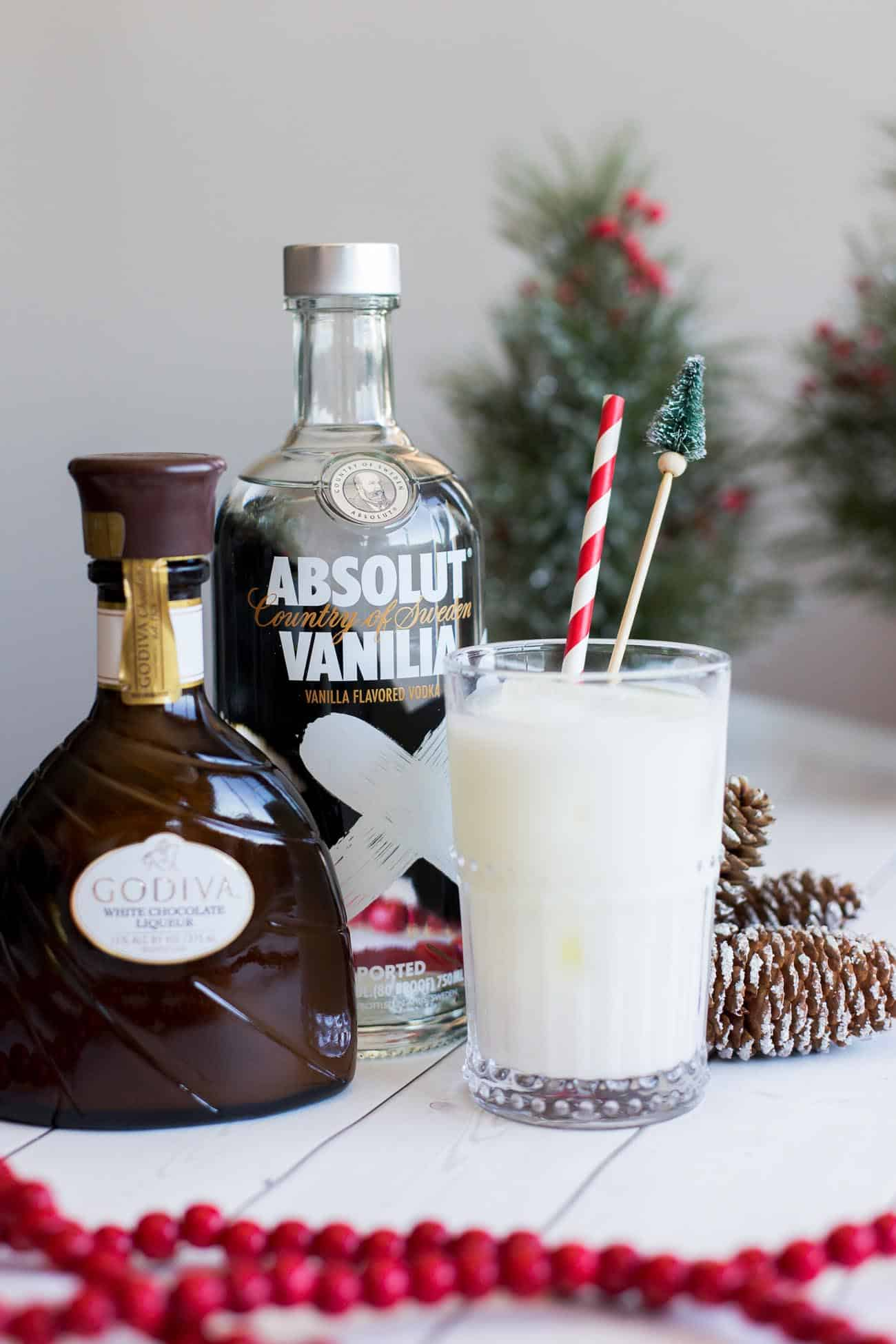 White Chocolate Cocktail Recipe