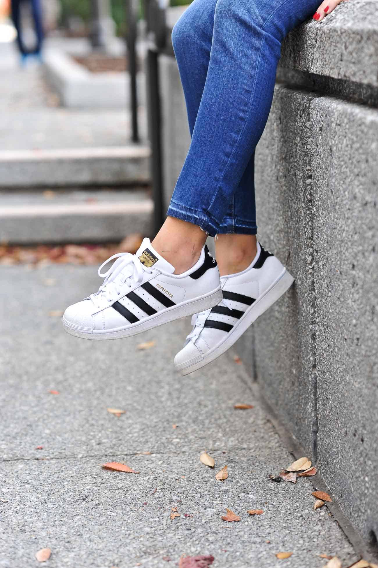 adidas, how to style adidas superstars - My Style vita @mystylevita