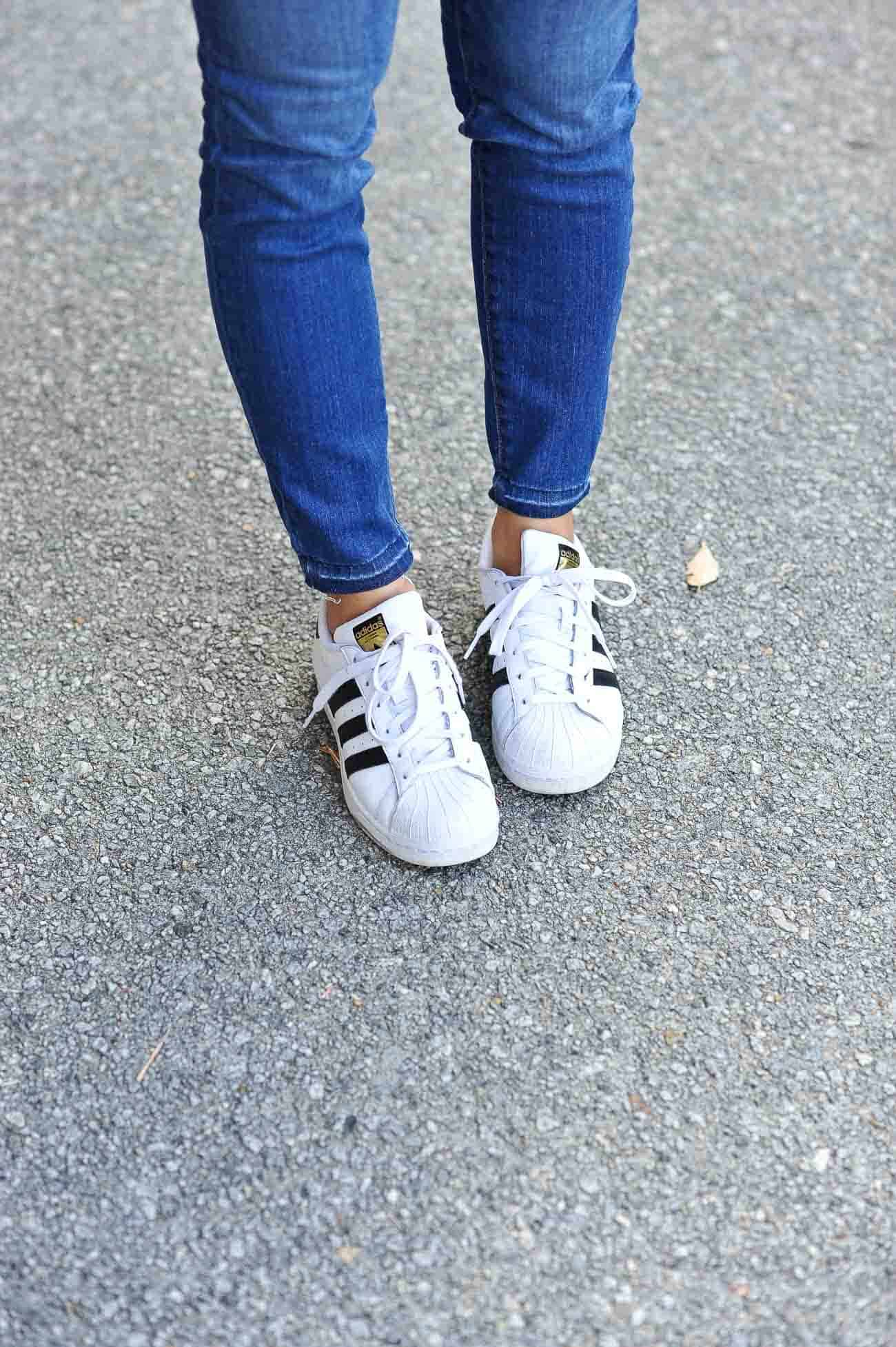 adidas, adidas outfits, how to style adidas superstars - My Style vita @mystylevita