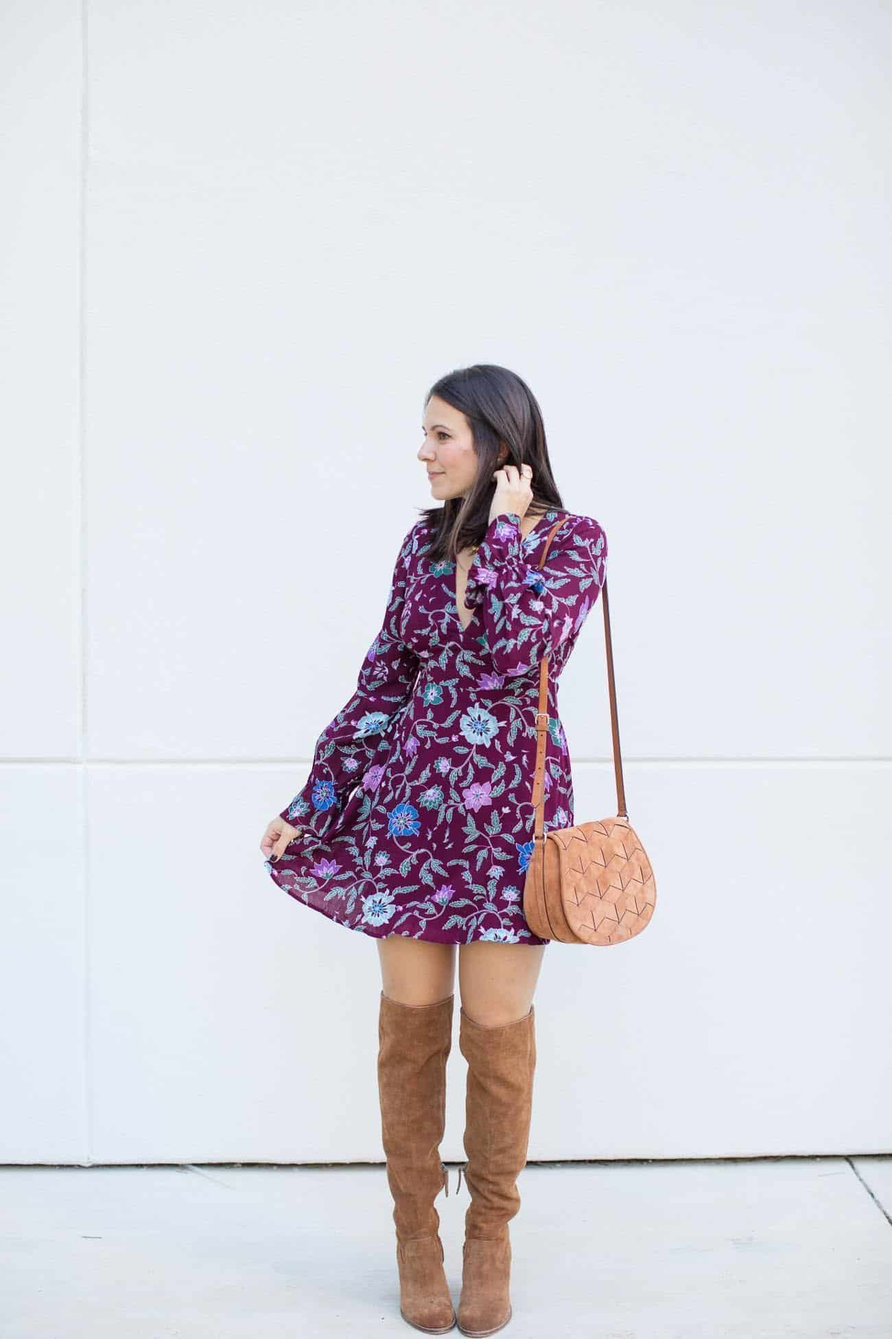 Florals - Renamed Floral Dress Outfit - My Style Vita