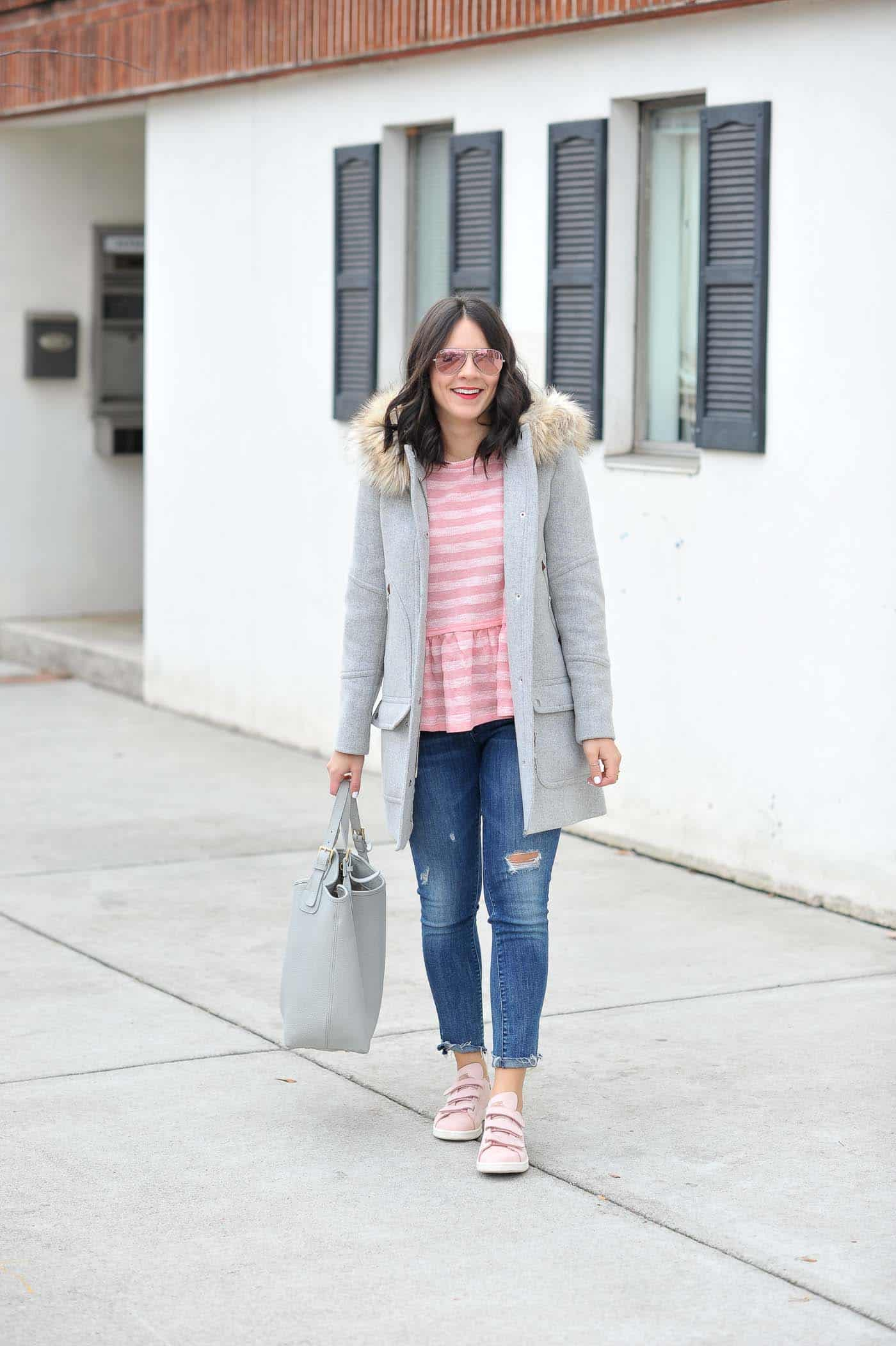 509469627e62 All Things Girly - Pink Casual Outfit Idea - My Style Vita