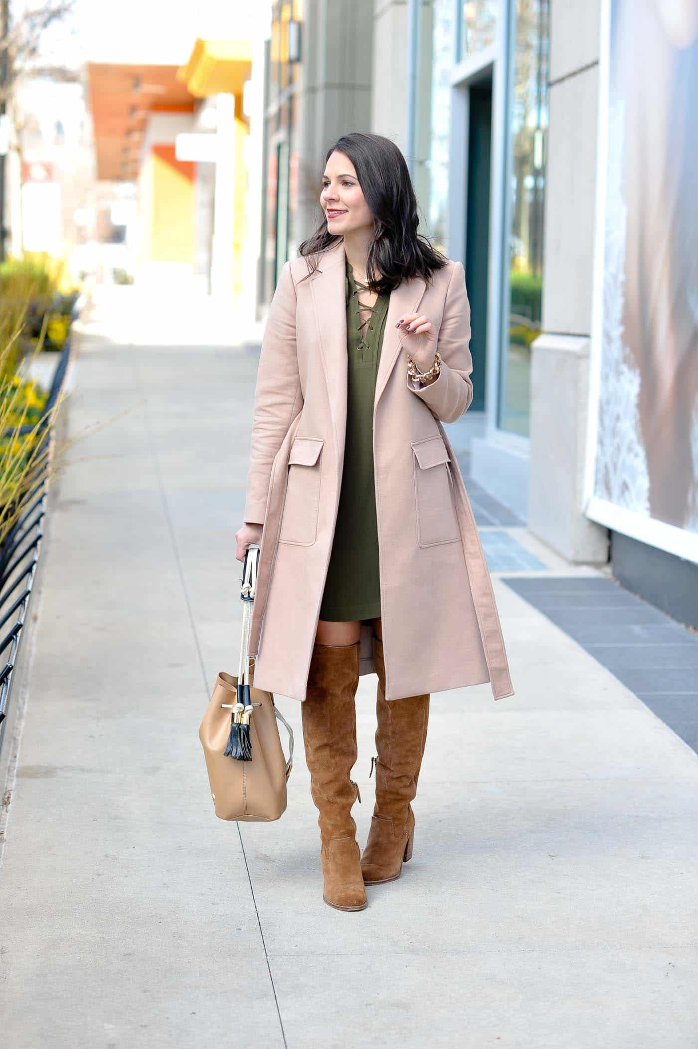 Spring Outfit Ideas With Boots - My Style Vita