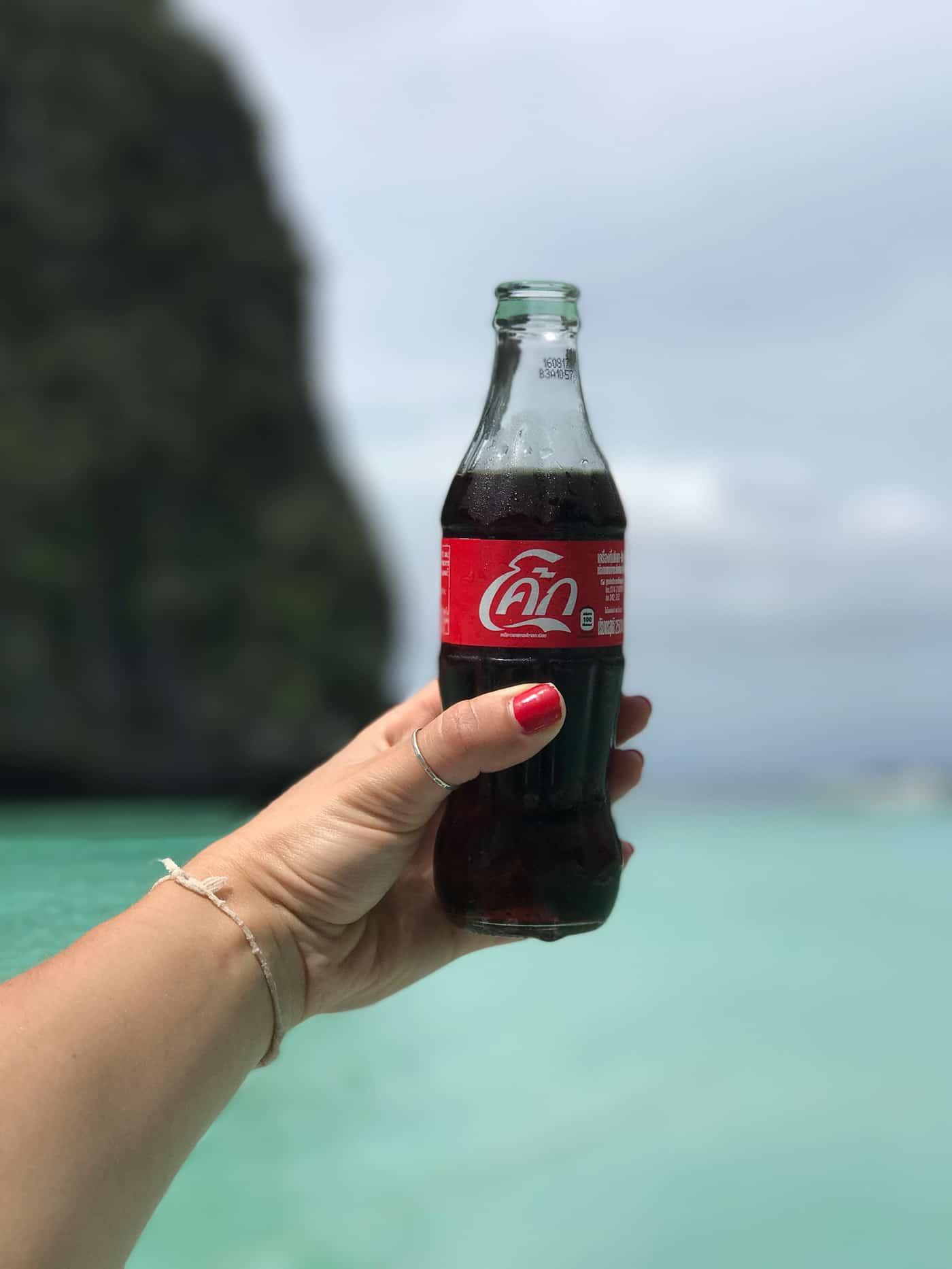 Thailand Coca Cola