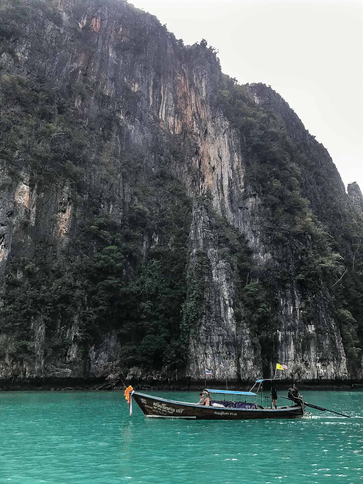 Phi Phi Islands Tips Thailand