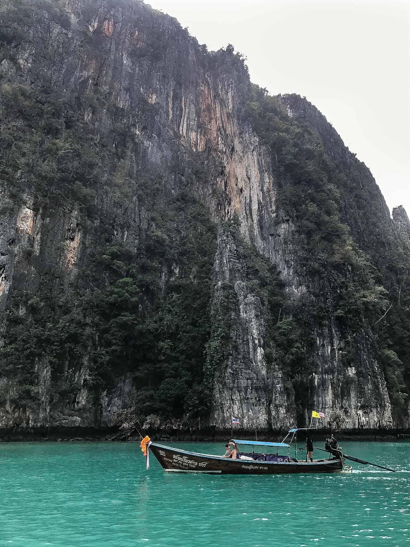 Phi Phi Islands Tips Thailand