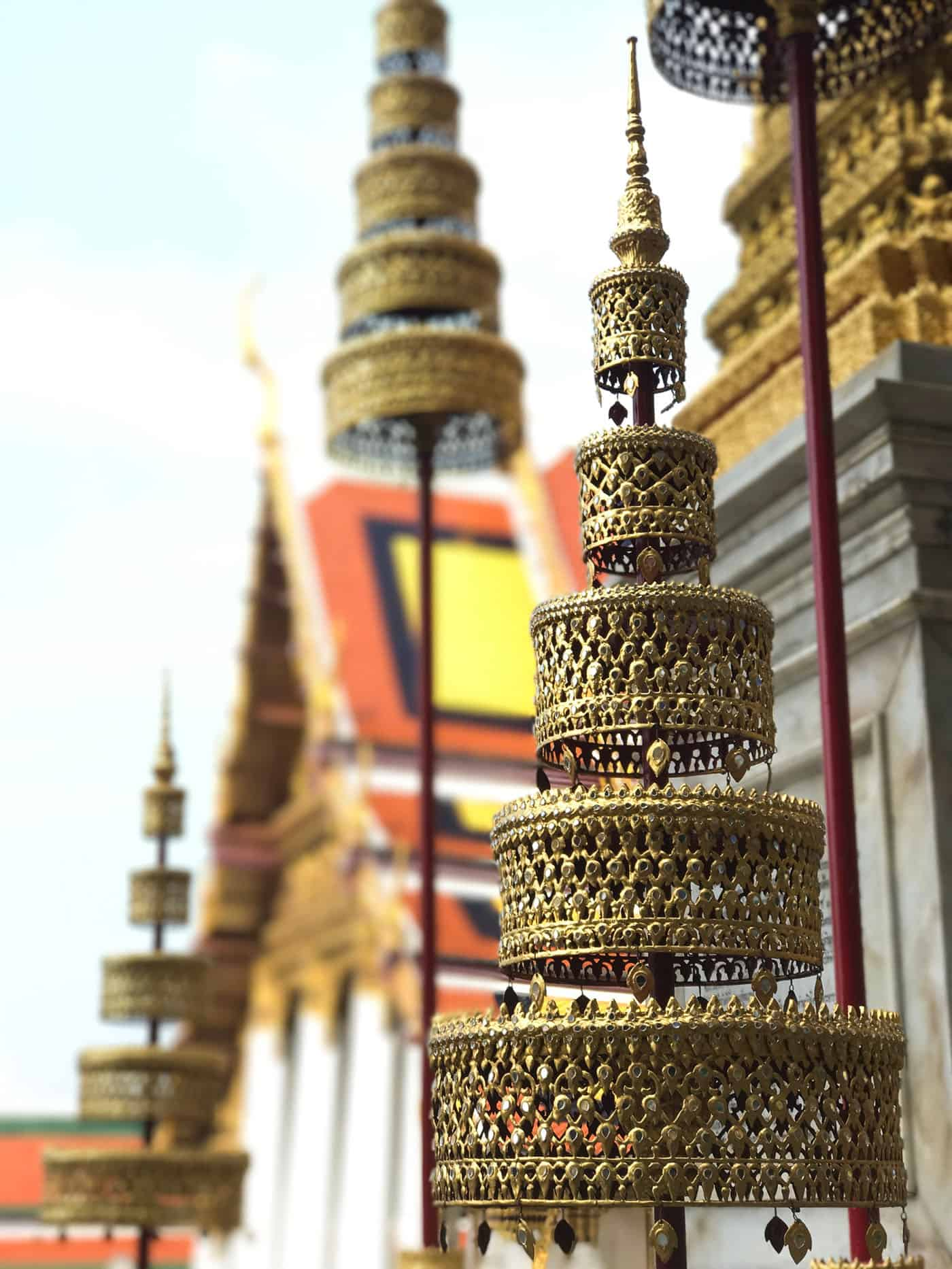 Best temples to visit in Bangkok