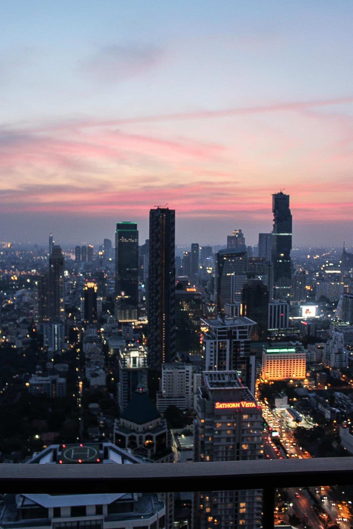Best Views in Bangkok