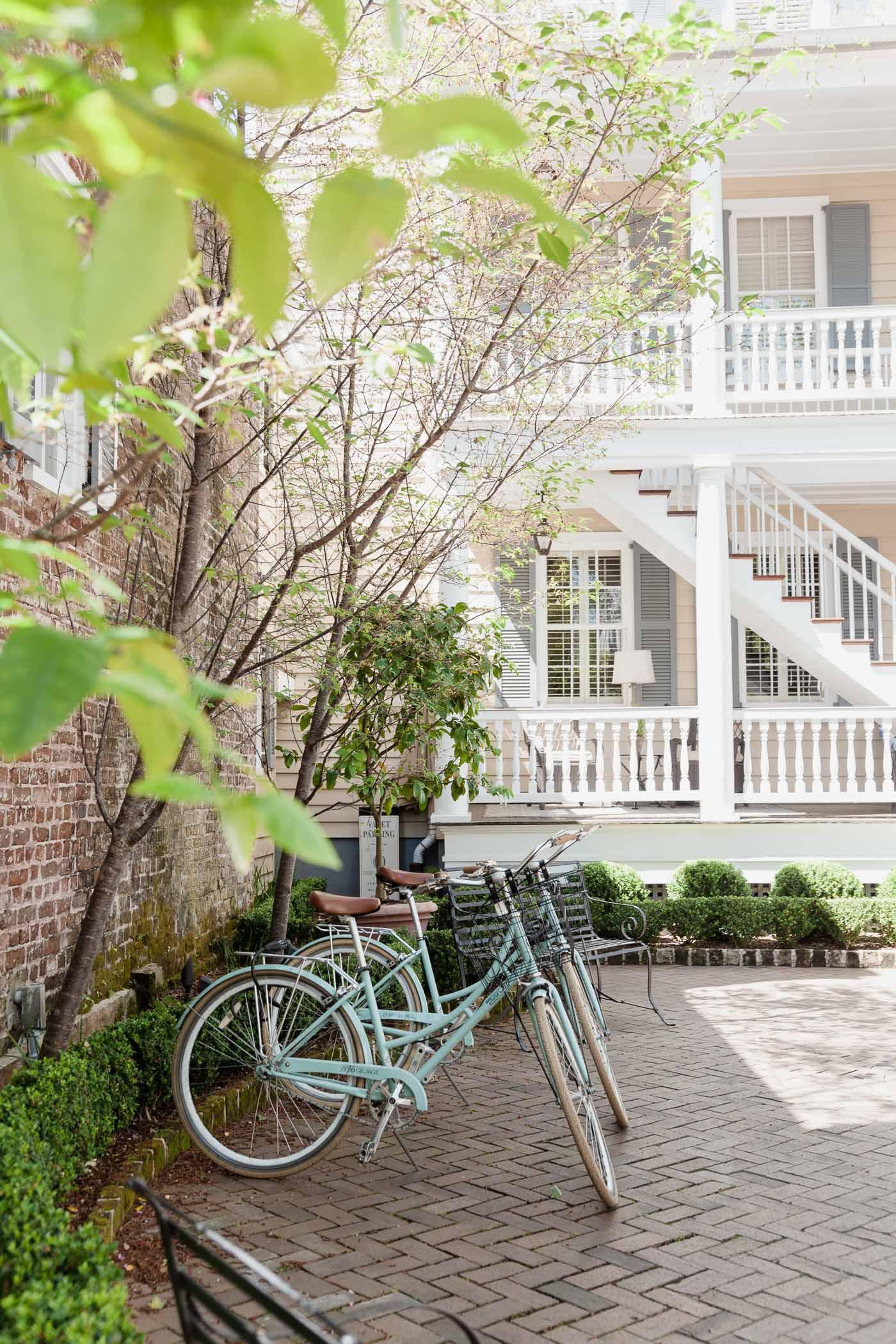 Zero George, charleston, best boutique hotel in charleston - My Style Vita @mystylevita